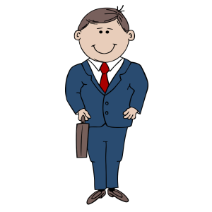 Big Man in a Suit icon png