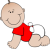 Baby Boy Lying icon png
