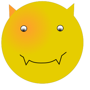 Devilish Mask icon png