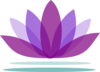 Calligraphy Lotus icon png