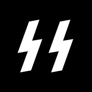 Flag Schutzstaffel icon png