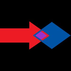 Merge Arrow icon png