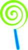 Lollipop Clip Art design