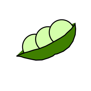 Pea Pod icon png