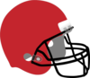 Football Helmet Clip Art design