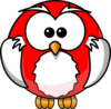 Owl On Branch icon png