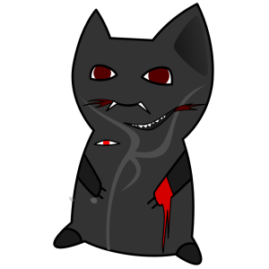 Monster Cat icon png