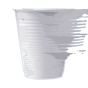 Plastic Cup icon png
