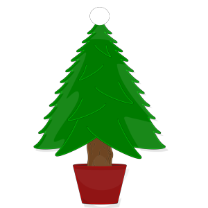 Christmas Tree Clip Art icon png