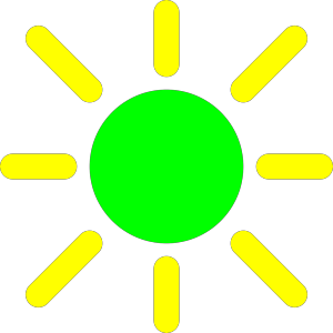 Brightness Control Icon icon png
