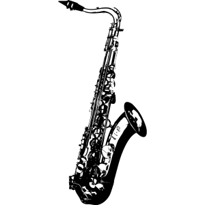 Saxophone 3 icon png