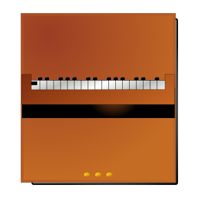 Piano Keys icon png