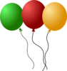 Balloons-aj icon png