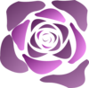 Sneptune Calligraphic Rose icon png