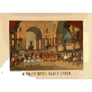 Kiralfy Bros  Black Crook  icon png