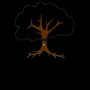 Plant Tree Cartoon icon png