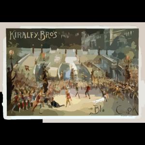Kiralfy Bros Grand Production, Black Crook icon png