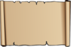 Leather Paper Scroll icon png