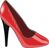 Red Shoe icon png