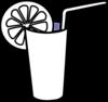 Lemonade Glass icon png