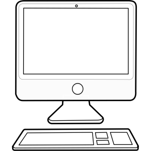 Computer 5 icon png
