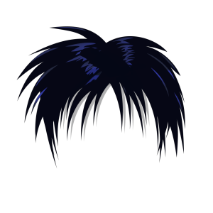 Anime Hair icon png