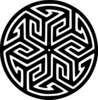 Ancient Arabian Motif icon png