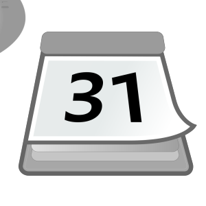 Office Calendar icon png