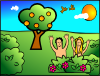 Adam Eve Happy icon png
