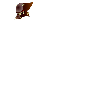 Alien Warrior icon png