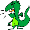 Dinosaur Cartoon icon png