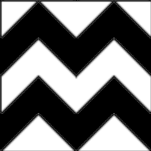 Zigzag Patterns Tile