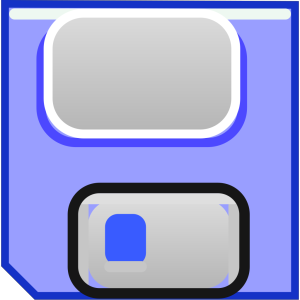 Floppy Disk Save icon png