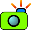 Video Camera Glossy Icon icon png
