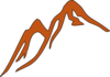 Chain Of Mountains icon png