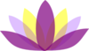 White Lotus Flower icon png