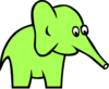 Elephant icon png
