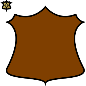 A Plain Shield icon png