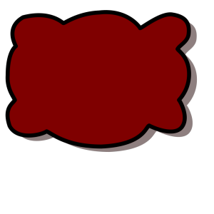 Brown Cloud icon png