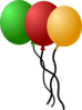 Balloons icon png