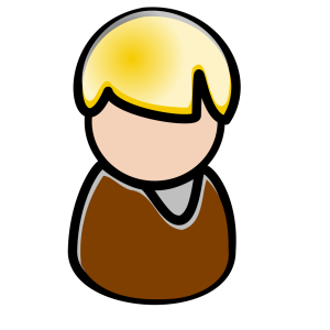 Men Brown icon png