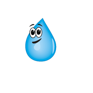 Water Droplets icon png