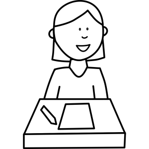 Student Desk icon png
