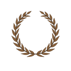 Brown Laurel icon png