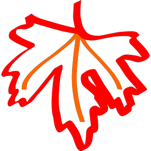 Leaf Outline icon png