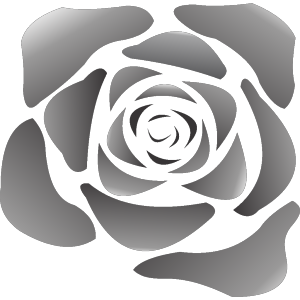 Black Rose icon png