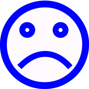 Sad Face icon png