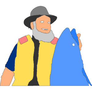 Big Fish Candat Animal icon png