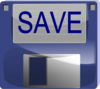 Save Button icon png