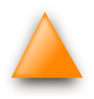 Triangle Rotated icon png